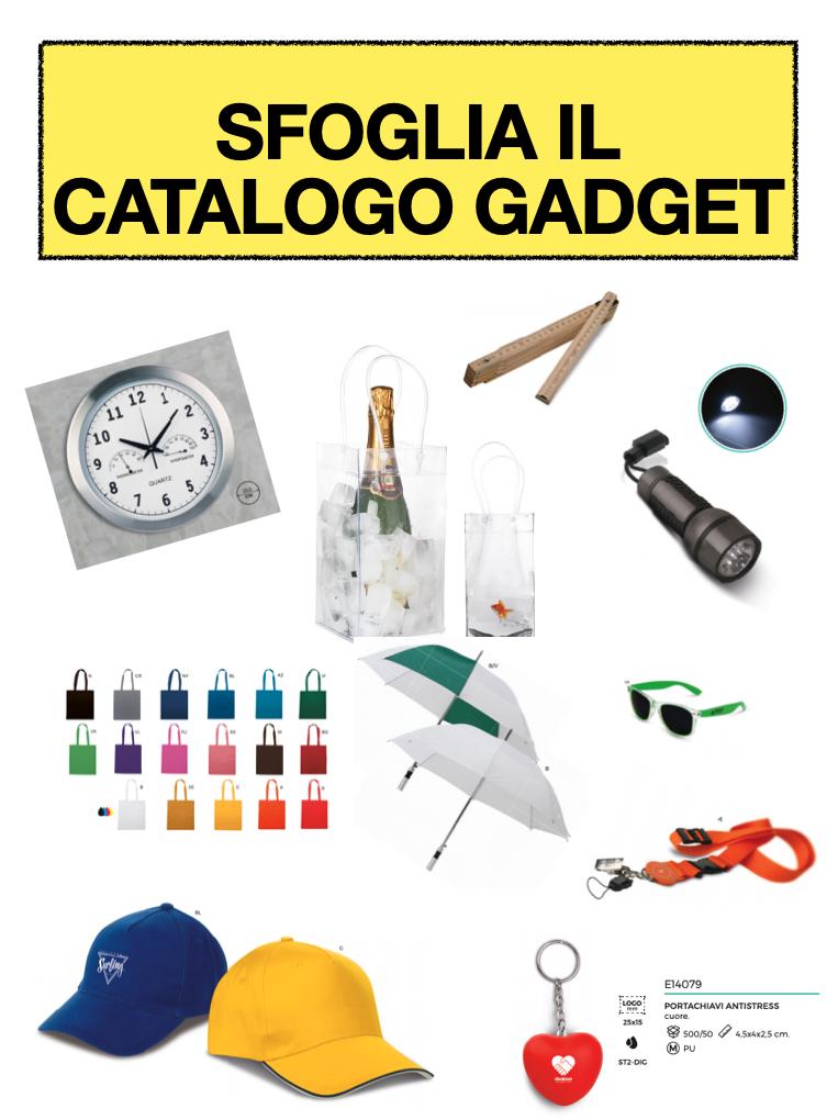 CATALOGO GADGET WEBAL DI STEFANO GARAU